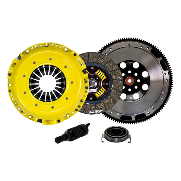 ACT Heavy Duty Performance Street Disc Clutch Kit w/ Flywheel WRX (2006-2018)