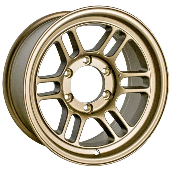 Enkei RPT1 Titanium Gold Wheel 16x8 6x139.7 +0mm