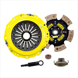 ACT Xtreme Duty 6-Puck Disc Clutch Kit STI (2004-2018)