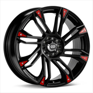 Enkei GW8 Black Wheel 18x7.5 4x100/114.3 42mm
