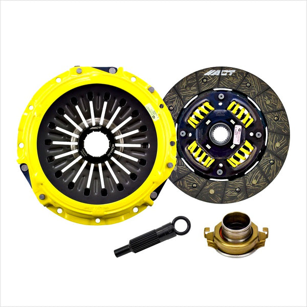 ACT Heavy Duty Performance Street Disc Clutch Kit EVO X