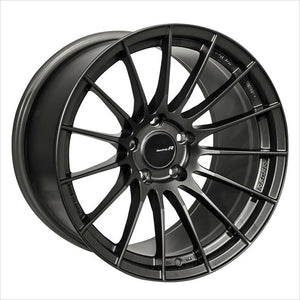 Enkei RS05RR Matte Gunmetal Wheel 18x9.5 5x114.3 22mm