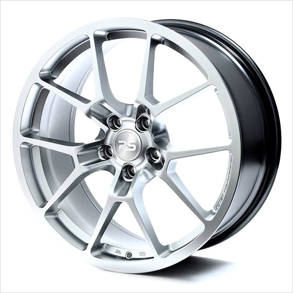Neuspeed RSe10 Hyper Silver Wheel 19x8 5x112 45mm