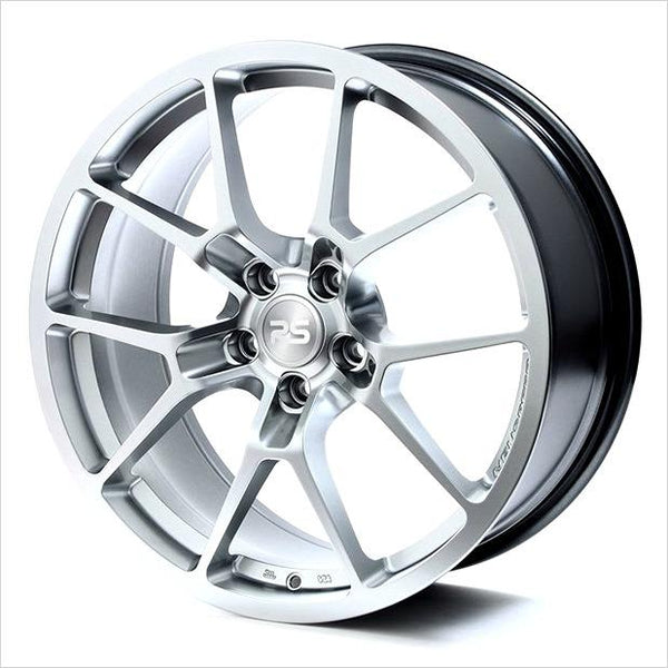 Neuspeed RSe10 Hyper Silver Wheel 19x8.5 5x112 45mm