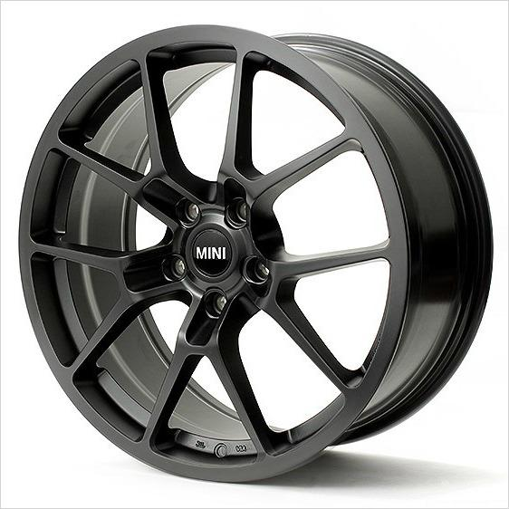 Neuspeed RSe10 Satin Black Wheel 19x8.5 5x112 45mm