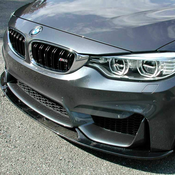 Racing Dynamics Carbon Fiber Front Splitter Spoiler BMW F82 M4