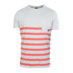 DUOTONE TEE SS STRIPED