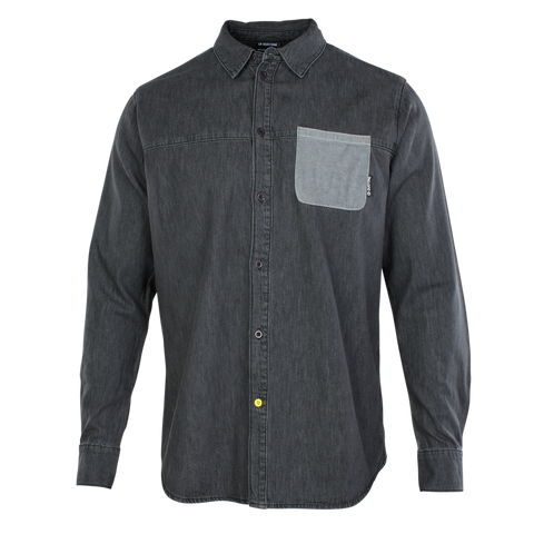 DUOTONE SHIRT LS DENIM