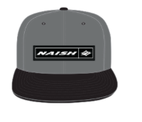 NAISH RECTANGLE PATCH SNAPBACK