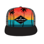 NAISH PALM SUNSET TRUCKER
