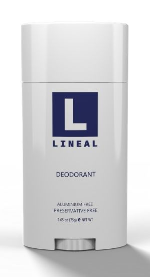 Lineal contains natural and safe ingredients like shea butter, beeswax, arrowroot powder to eliminate body odour and keep your underarms fresh and dry.