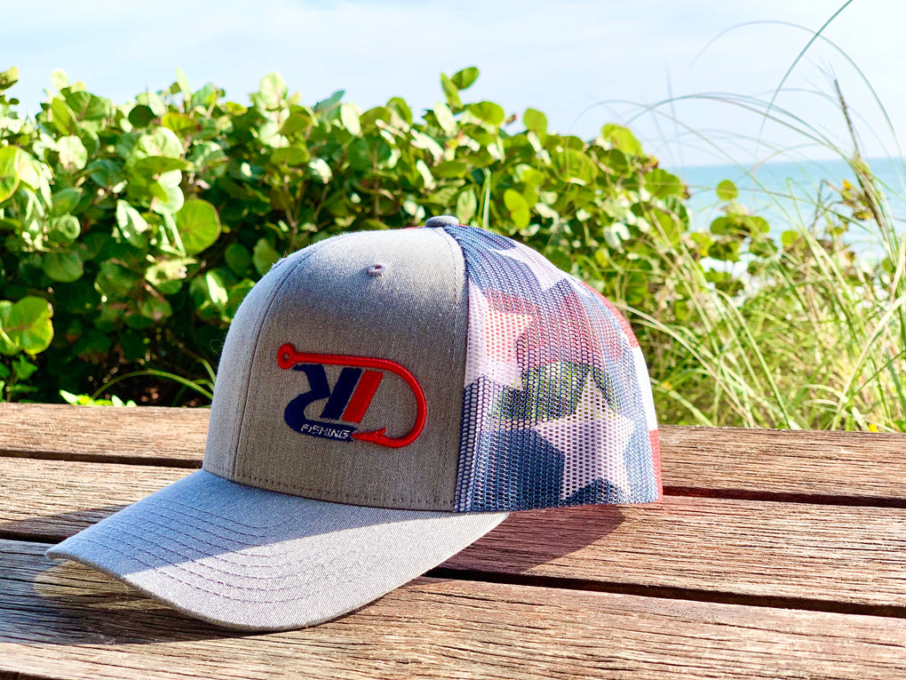 RD USA Flag Red | White | Blue Hook Hat