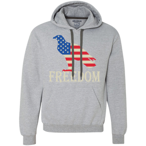 Freedom Heavyweight Pullover Fleece Sweatshirt