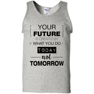 Your Future V2 100% Cotton Tank Top