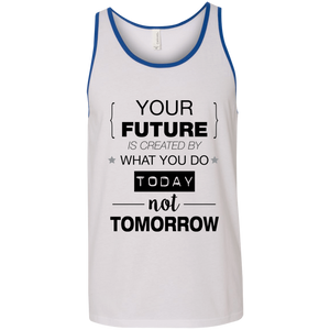 Your Future V2 Bella + Canvas Unisex Tank