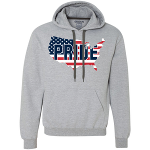 Pride Heavyweight Pullover Fleece Sweatshirt