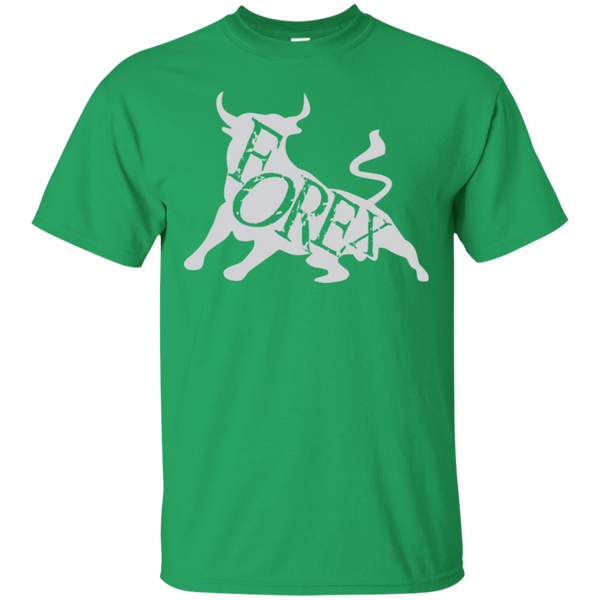 Forex Bull v3 Ultra Cotton T-Shirt