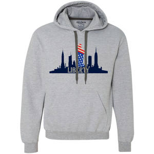 Liberty Heavyweight Pullover Fleece Sweatshirt