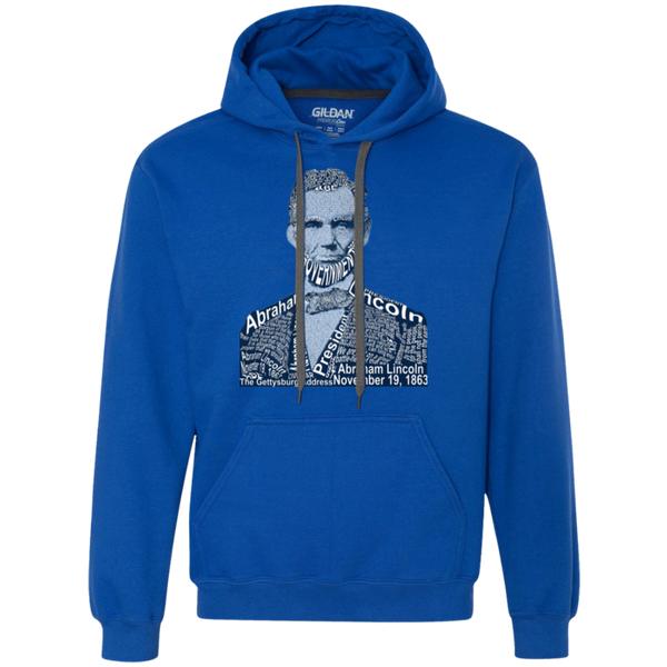 abe Heavyweight Pullover Fleece Sweatshirt