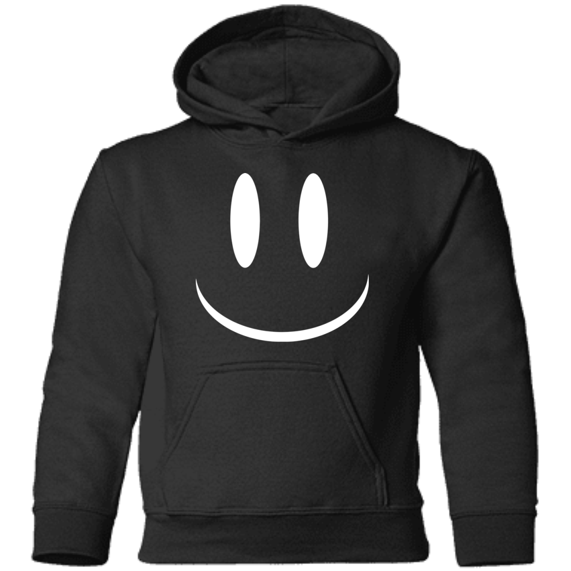 Smiley Face V2 Precious Cargo Toddler Pullover Hoodie