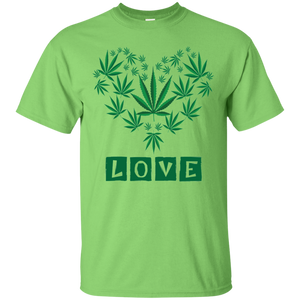 Plant Love Ultra Cotton T-Shirt