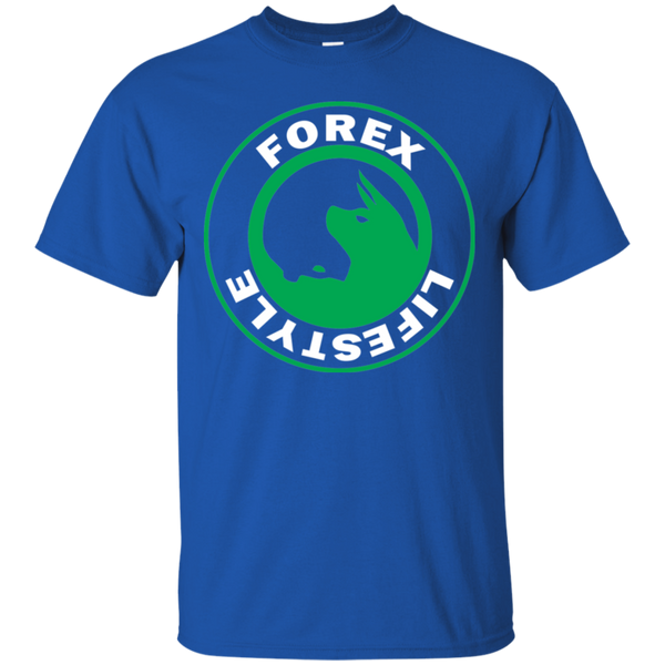 Forex Lifestyle Bull Ultra Cotton T-Shirt