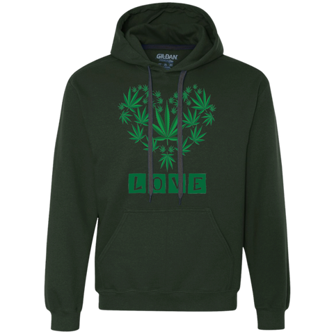 Plant Love Heavyweight Pullover Fleece Sweatshirt