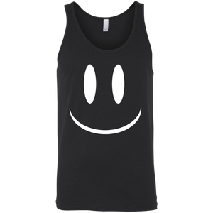 Smiley Face V2 Bella + Canvas Unisex Tank