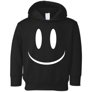 Smiley Face V2 Rabbit Skins Toddler Fleece Hoodie