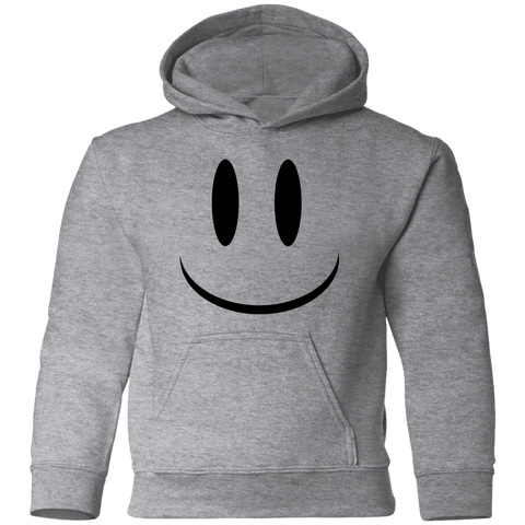 Smiley Face V1 Precious Cargo Toddler Pullover Hoodie