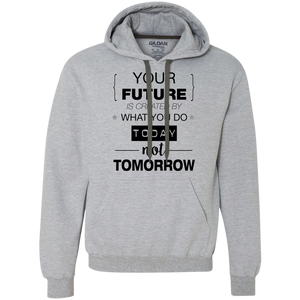 Your Future V2 Heavyweight Pullover Fleece Sweatshirt