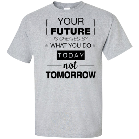 Your Future V2 Tall Ultra Cotton T-Shirt
