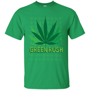 Green Rush Ultra Cotton T-Shirt