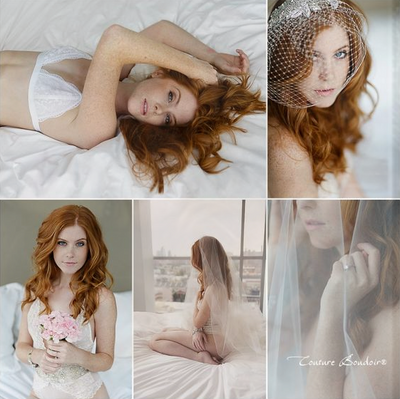 Five Tips on What to Wear for Bridal Boudoir