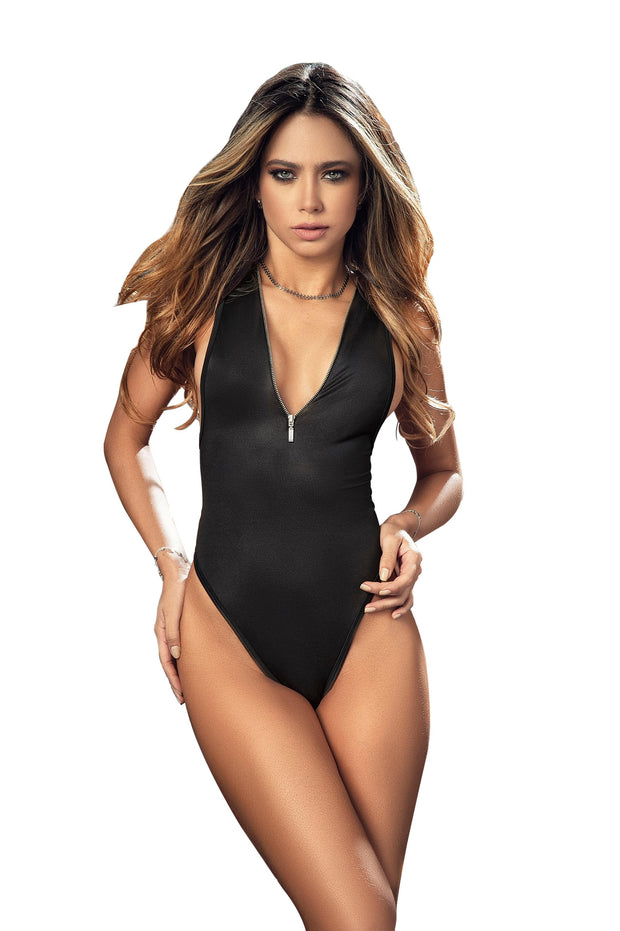 Bodysuit - Black - Medium