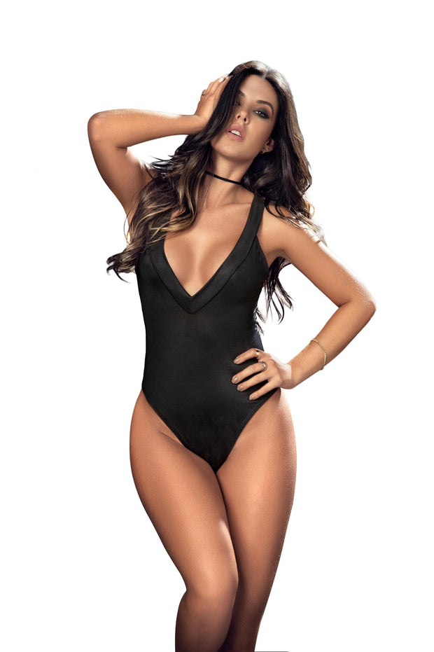 Bodysuit - Black - Small