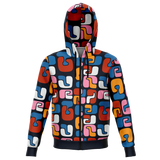 Abstract Forms Hoodie