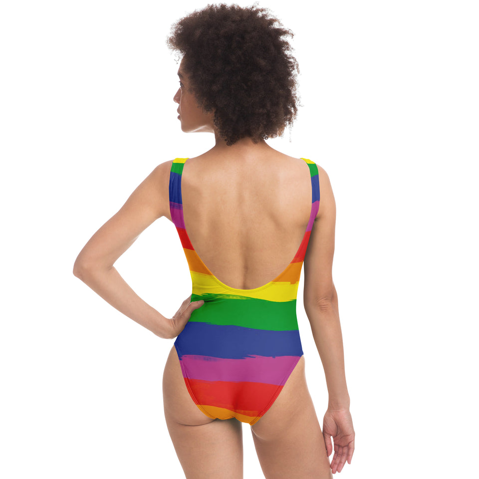LGBTQ Swim Suit