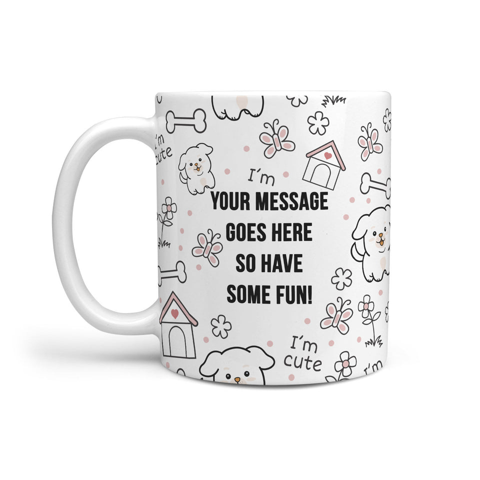 custom pet coffee mugs