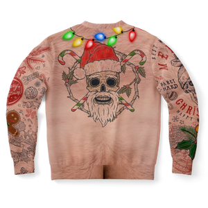 Topless Ugly Christmas Sweater