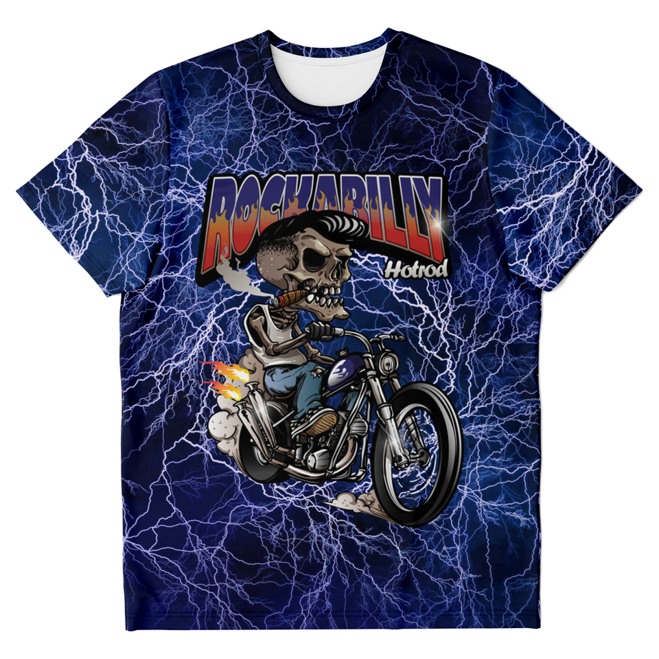 Rockabilly Hotrod Shirt