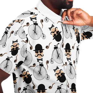 Retro Unicycle Shirt