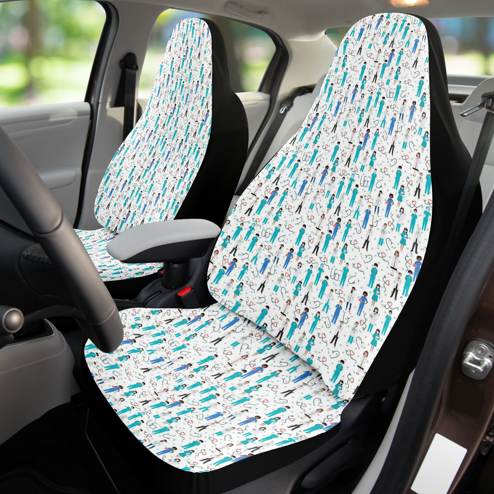 Doctor Gift Car Seat Covers