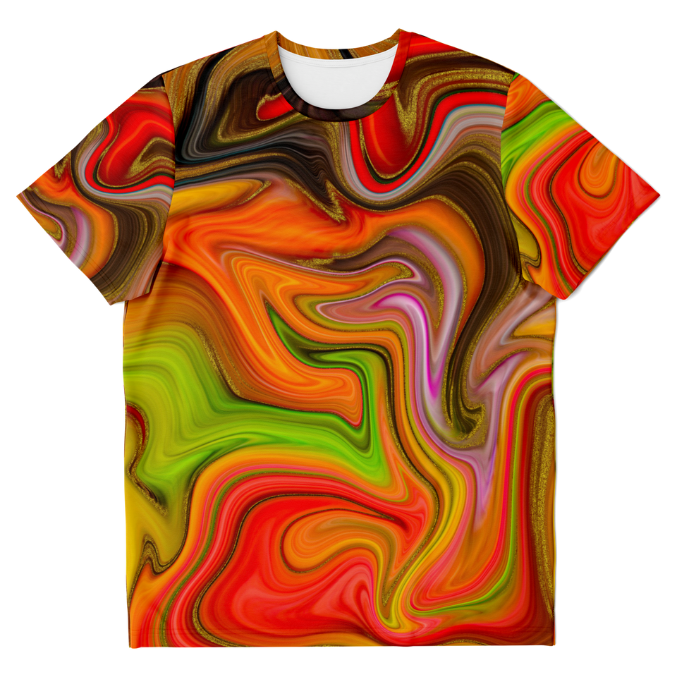 Abstract Marble Shirt