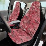 Red Bee Car Seat Covers