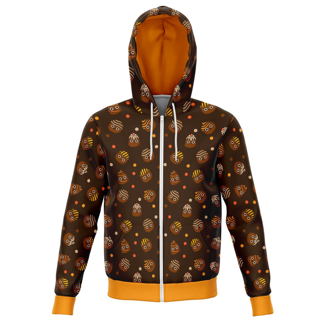 Chocolate Themed Hoodie