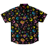Retro Shapes Shirt Black