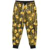 Bitcoin Black Gold Unisex Joggers