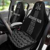 Dad Gift Car Seat Covers