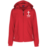 Pastor Ladies Windbreaker Jacket